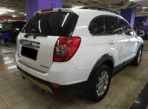 Butuh dana ingin jual Chevrolet Captiva Pearl White 2013