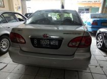 Jual Toyota Corolla Altis 2004 kualitas bagus