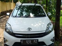 Toyota Agya TRD Sportivo 2015 Hatchback dijual
