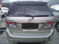 Butuh dana ingin jual Toyota Fortuner G Luxury 2012