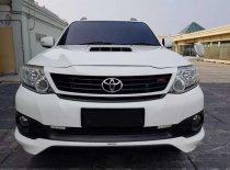 Toyota Fortuner G TRD 2013 SUV dijual