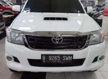 Toyota Hilux G 2013 Pickup dijual