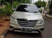 Toyota Kijang Innova E 2014 MPV dijual