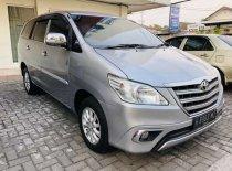 Jual Toyota Kijang Innova E 2.0 2015