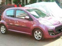 Jual Peugeot 107 2012 termurah