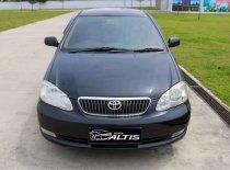 Jual Toyota Corolla Altis 2006, harga murah