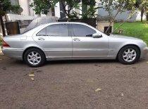 Jual Mercedes-Benz S-Class 2001 termurah