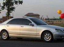 Jual Mercedes-Benz S-Class 2001, harga murah