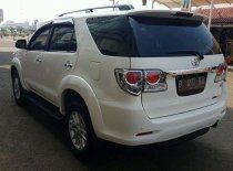 Toyota Fortuner 2.4 Automatic 2014 SUV dijual