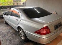Jual Mercedes-Benz S-Class 2003 termurah
