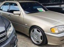 Jual Mercedes-Benz C-Class 1999 kualitas bagus