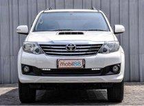Butuh dana ingin jual Toyota Fortuner G 2014