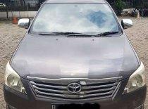 Jual Toyota Kijang Innova V 2012