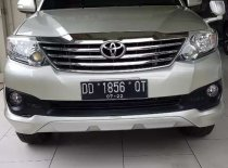 Jual Toyota Fortuner 2013 termurah