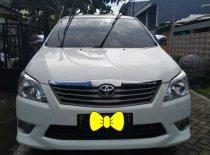 Jual Toyota Kijang Innova E 2012