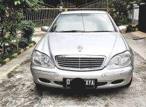 Butuh dana ingin jual Mercedes-Benz S-Class S 320 2000
