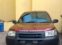 Jual Land Rover Freelander Td4 kualitas bagus
