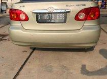 Jual Toyota Corolla Altis 2003 termurah