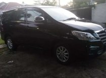 Butuh dana ingin jual Toyota Kijang Innova E 2.0 2015