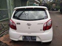 Jual Toyota Agya G 2014