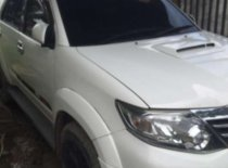 Jual Toyota Fortuner G Luxury 2012