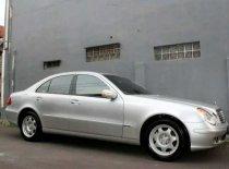 Jual Mercedes-Benz E-Class 2005 termurah