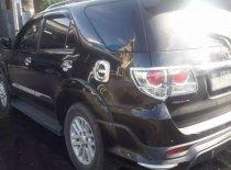 Jual Toyota Fortuner G TRD 2013