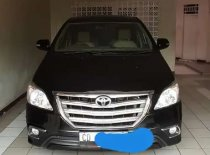 Butuh dana ingin jual Toyota Kijang Innova V Luxury 2014