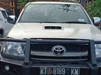 Jual Toyota Hilux 2011 kualitas bagus