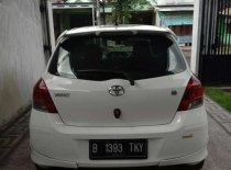 Butuh dana ingin jual Toyota Yaris E 2011