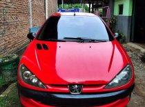 Butuh dana ingin jual Peugeot 206 XR 2001