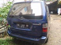 Toyota Kijang LGX 2000 MPV dijual
