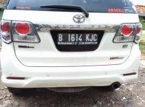 Jual Toyota Fortuner G TRD 2012