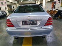 Jual Mercedes-Benz S-Class 2001 kualitas bagus