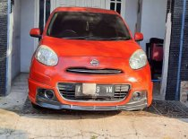 Nissan March 1.2L XS 2012 Hatchback dijual
