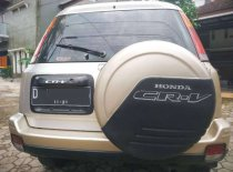 Butuh dana ingin jual Honda CR-V 4X2 2002