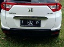Honda BR-V S 2016 SUV dijual