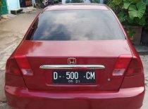 Butuh dana ingin jual Honda Civic 2001