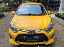Toyota Agya G 2019 Hatchback dijual