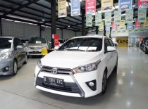 Toyota Yaris G 2017 Hatchback dijual