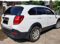 Chevrolet Captiva Pearl White 2015 SUV dijual