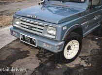 Suzuki Jimny AT 1991 dijual