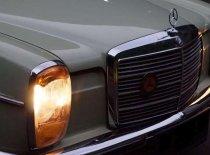 Jual Mercedes-Benz E-Class 1975 termurah
