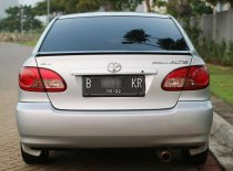 Jual Toyota Corolla Altis 2006 kualitas bagus