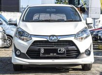 Butuh dana ingin jual Toyota Agya G 2020