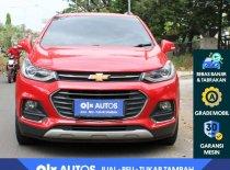 Butuh dana ingin jual Chevrolet TRAX 2018