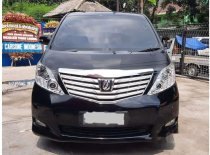 Jual Toyota Alphard 2012 termurah