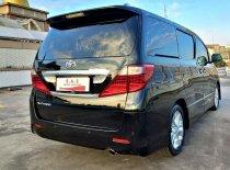 Toyota Alphard S 2008 Minivan dijual