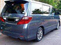 Toyota Alphard S 2010 MPV dijual