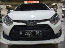 Jual Toyota Agya 2017 kualitas bagus